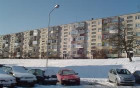 Daugiabutis gyvenamasis namas Žirmūnų g.Vilnius