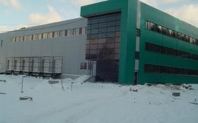 Sandėlys su biuro patalpomis Sausupio g., Vilnius